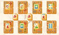 Mahjong de l'inconnu