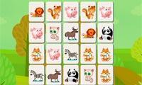 Mahjong Animals